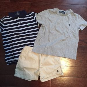 3T Polo bundle (3 pcs)